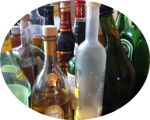 Flaschensammlung WEB